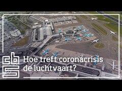 Hoe treft coronacrisis de luchtvaart?