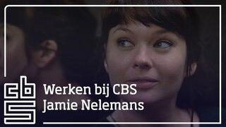 Software tester Jamie Nelemans vertelt over haar werk bij het CBS