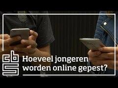 Hoeveel jongeren worden online gepest?